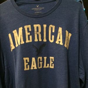American Eagle Outfitters Shirts - American Eagle Outfitter Long Sleeved T-Shirt 2XL